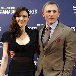 Daniel Craig and Rachel Weisz Head to Broadway for <i>Betrayal</i>