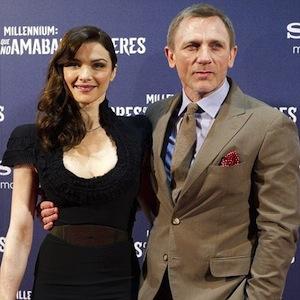 Daniel Craig and Rachel Weisz Head to Broadway for <i>Betrayal</i>