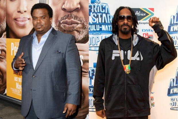 Listen to Snoop Dogg, Craig Robinson's <i>This is the End</i> Track