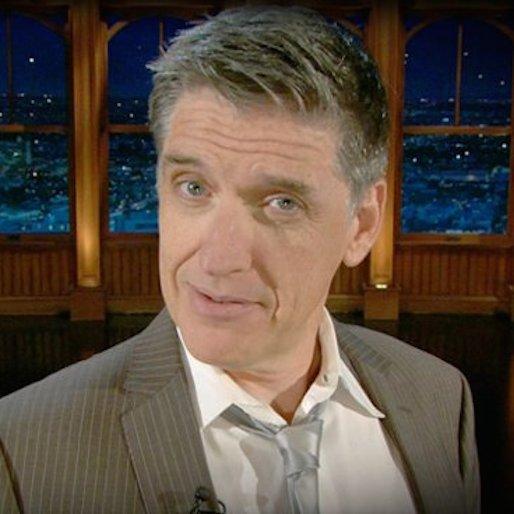 Craig Ferguson Retiring From Late Night TV