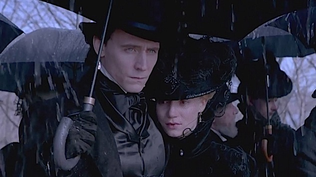 Hiddleston, Wasikowska