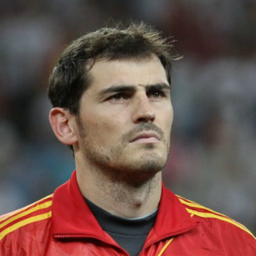 The Curious Case of Iker Casillas
