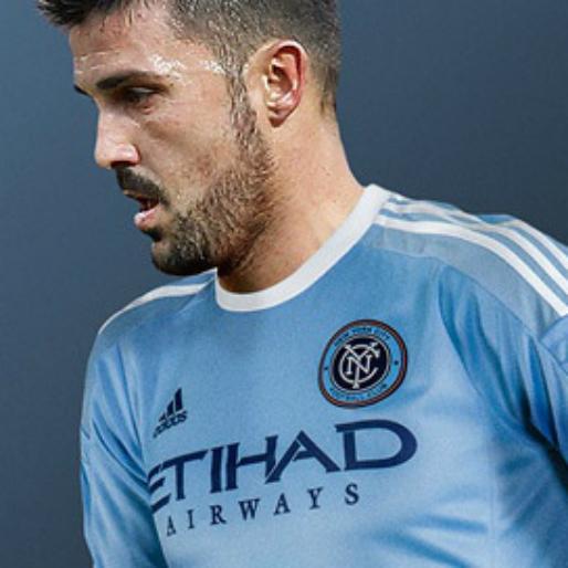 David Villa Totally Bossed NYCFC's Home Opener