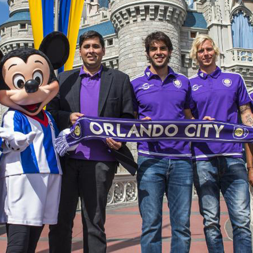 Orlando City Lands Goofy New Sponsor