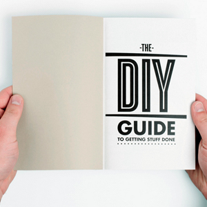 Iowa Designer's <i>DIY Guide to Getting Stuff Done</i> Examines 25 Tools of the Trade