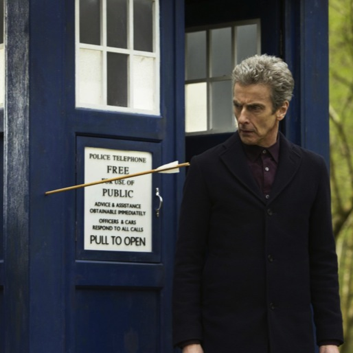 """<i>Doctor Who</i> Review: """"Robot of Sherwood"""""""