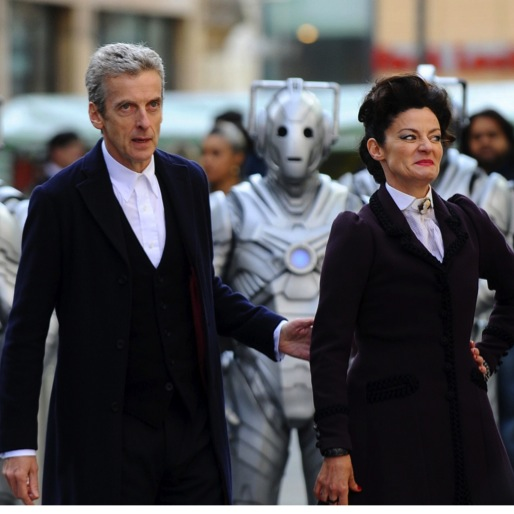 "<i>Doctor Who</i> Review: ""Dark Water"""