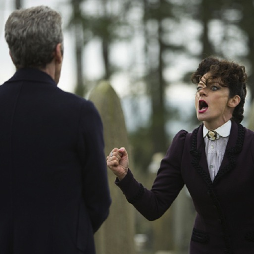 "<i>Doctor Who</i> Review: ""Death in Heaven"""