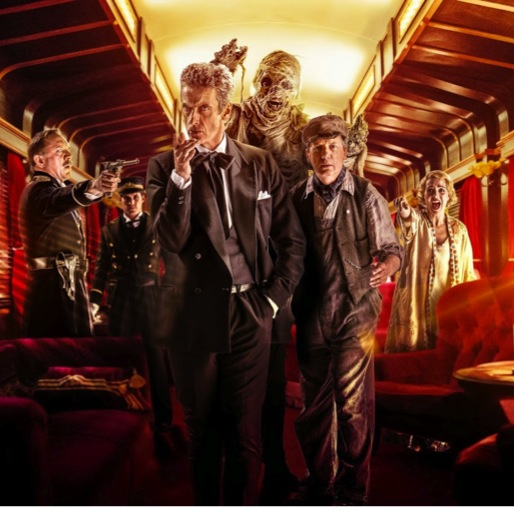 "<i>Doctor Who</i> Review: ""Mummy on the Orient Express"""