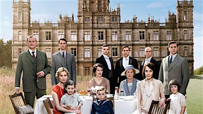 'Downton Abbey' Finale: The Happiest Place on Earth