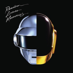 Daft Punk's New Album, <i>Random Access Memories</i>, Streaming Now on iTunes