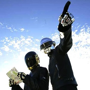 Daft Punk Signing with Sony for Fourth Album