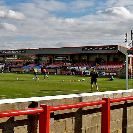 Meet Dagenham & Redbridge, Your New Favorite Fourth-Tier English Soccer Team