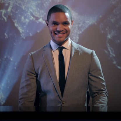 'Same Chair, Different Ass': New Trailer Introduces <i>The Daily Show with Trevor Noah</i>