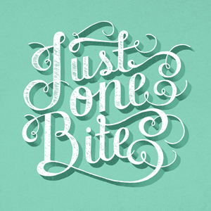 Daily Dishonesty: A Typography Project of Little White Lies