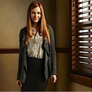 Catching Up With Darby Stanchfield of <i>Scandal</i>