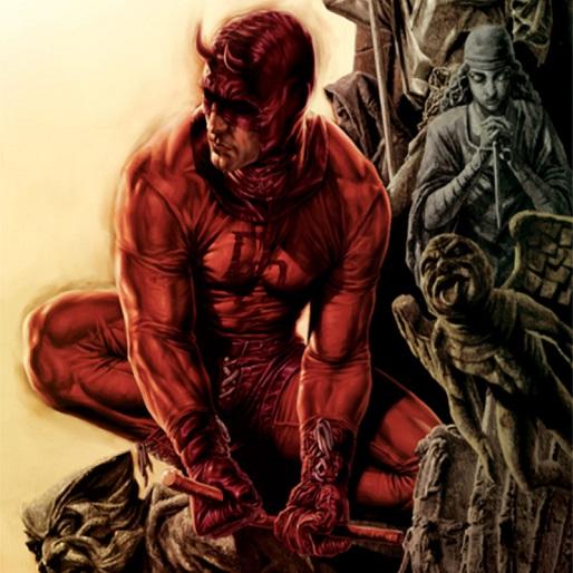 Rosario Dawson Joins Netflix's <i>Daredevil</i> Series