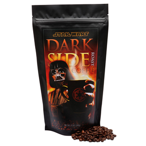 <i>Star Wars</i>-Inspired Coffee Lets Fans Drink From Dark Side