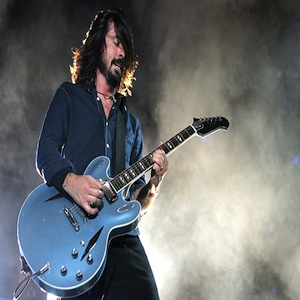Watch Dave Grohl Join The Rolling Stones at Anaheim Show
