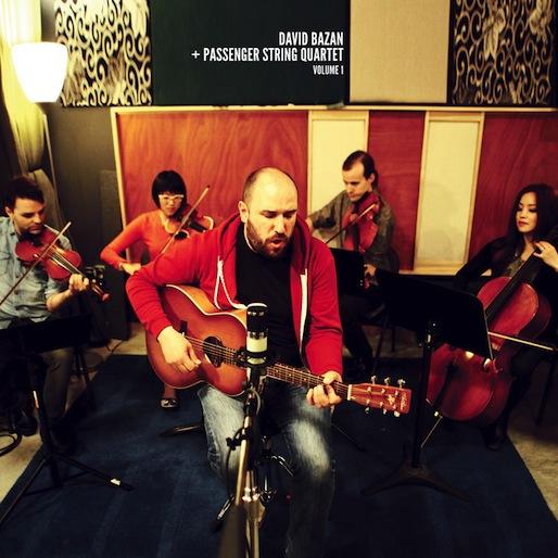 David Bazan Reworks Classics with Passenger String Quartet