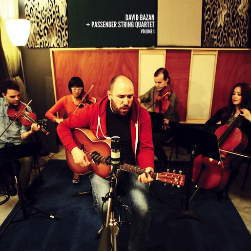David Bazan Reworks Classics with Passenger String Quartet