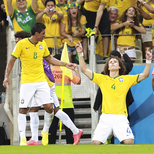 The 10 Best Goals of the 2014 FIFA World Cup
