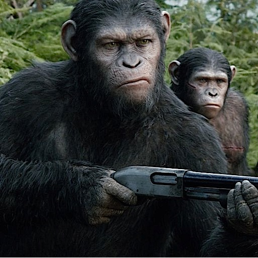 <i>Dawn of the Planet of the Apes</i>