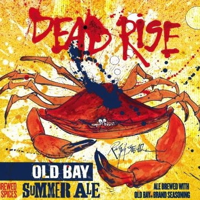 Flying Dog Brews OLD BAY Beer