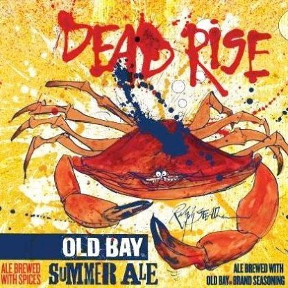 Flying Dog Dead Rise Old Bay Summer Ale Review
