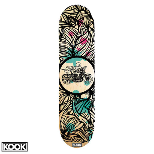 25 of the Best Skateboard Deck Designs