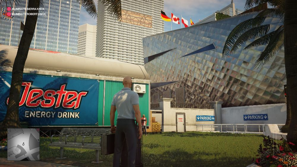 How to Complete Every Redacted Challenge in Hitman 2