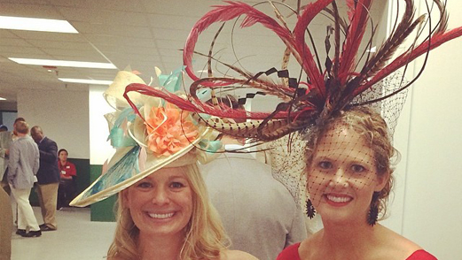 The 50 Best Hats of the 2014 Kentucky Derby