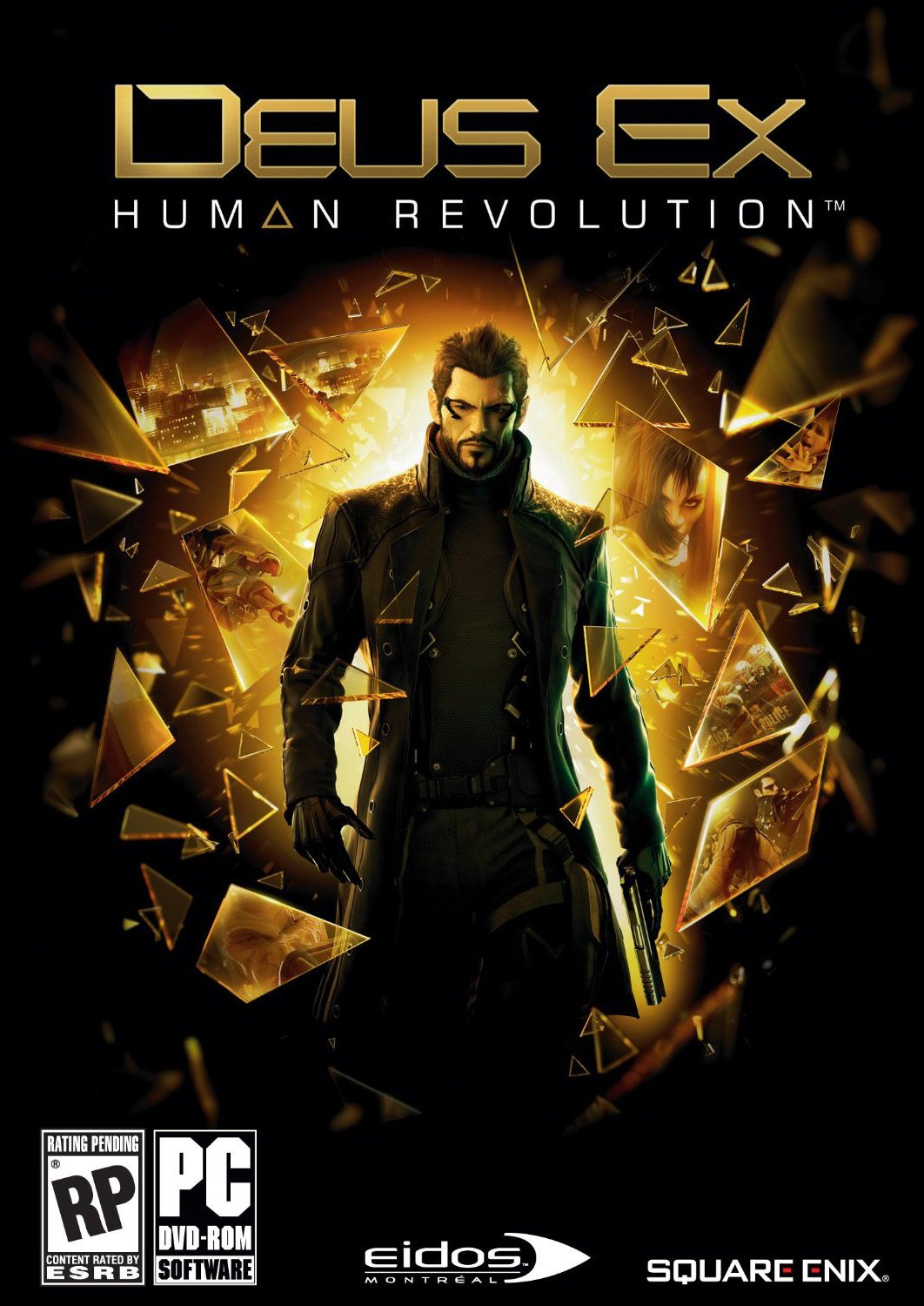 GameStop Takes <i>Deus Ex</i> Off Shelves Due To Coupon