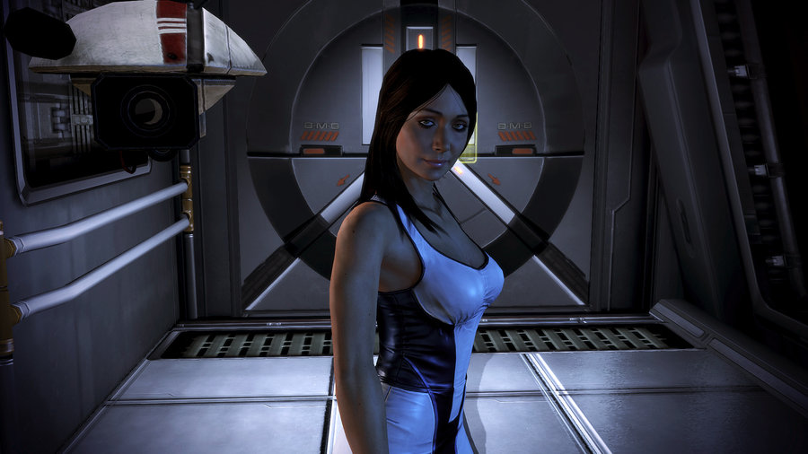 Mass effect sex how to recollect