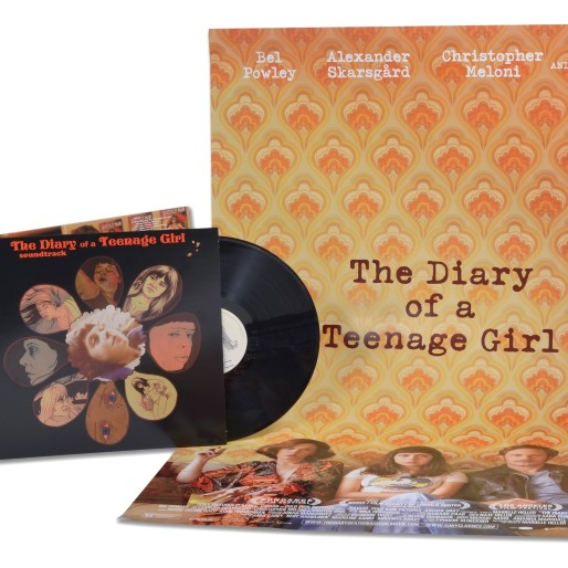 Win a Copy of <i>The Diary of a Teenage Girl</i> Soundtrack from Rhino Entertainment