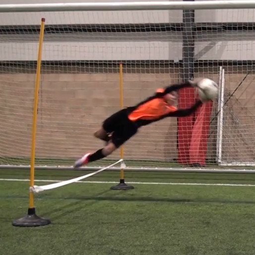 Ridiculously Good 9-Year-Old Goalkeeper is Ridiculously Good