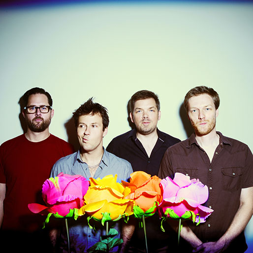 The Dismemberment Plan Gets Rich (In Life Experience)