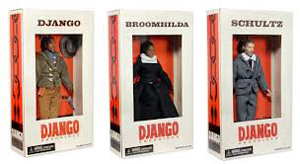Dolls Based on <i>Django Unchained</i> Banned from eBay
