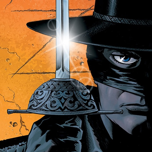 <i>Zorro</i>, <i>Django Unchained</i> Cross-Over Series Announced