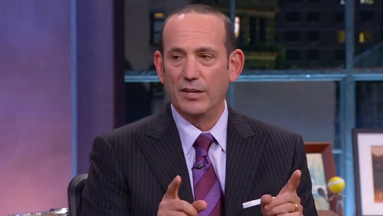 20 Best Tweets about Don Garber's Angry Teleconference