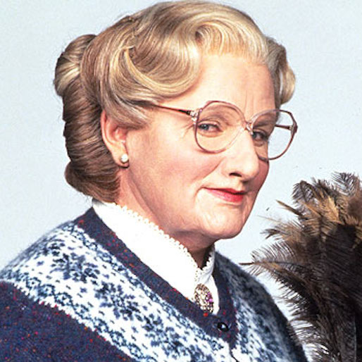 35 Possible Titles for the <i>Mrs. Doubtfire</i> Sequel