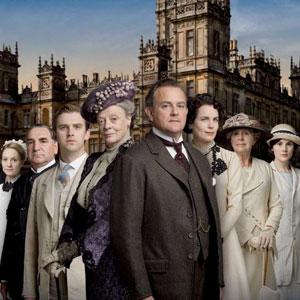 <i>Downton Abbey</i> Renewed for Fifth Season