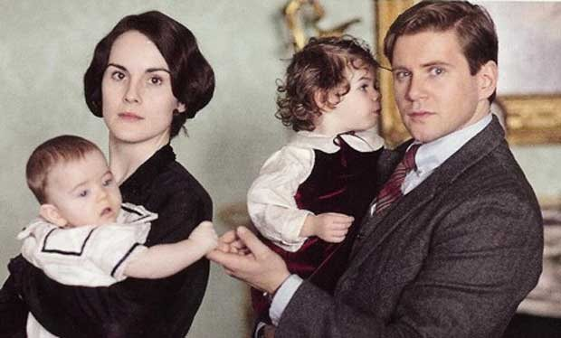 Watch the First Trailer for </i>Downton Abbey</i>'s Fourth Season
