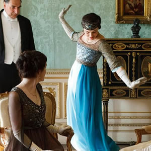 Fourth Season of <i>Downton Abbey</i> to Feature Virginia Woolf