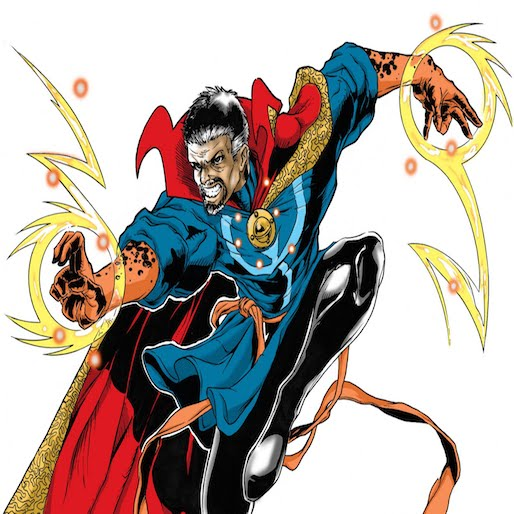 <i>Prometheus</i> Writer to Pen Marvel's <i>Doctor Strange</i>