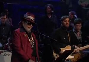 "Watch Dr. John and Dan Auerbach Play ""Revolution"" on <i>Fallon</i>"