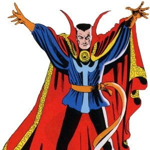 Benedict Cumberbatch Will Officially Play Dr. Strange