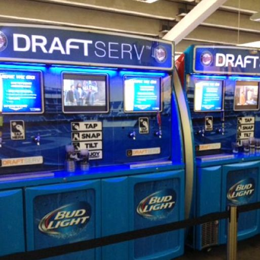 Self-Serve Beer Machine to Make Appearance at MLB All-Star Game