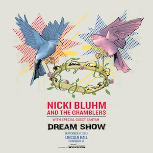 Join Paste and Nicki Bluhm & the Gramblers in Chicago for American Family Insurance Dream Show
