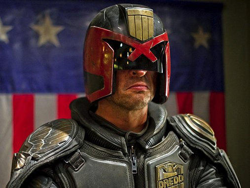 British Comics Icon Judge Dredd May be Gay